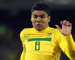 Real Madrid'e Genç Brezilyalı