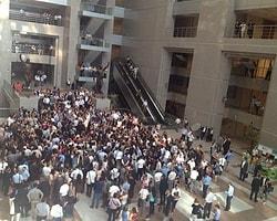 Adalet Sarayı'nda Avukatlara Polis Müdahalesi