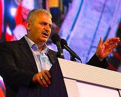 Ulaştırma Bakanı Binali Yıldırım Gezi Parkı'ndaki İnternet Sorunu Hakkında Konuştu