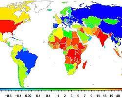 Dünya Nüfusu 2100'De 11 Milyara Ulaşacak