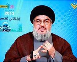 Nasrallah'tan Suriye Resti