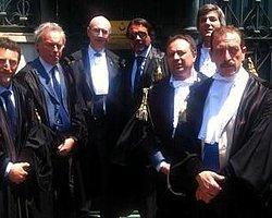 İtalya Barolar Birliği'nden Avukatlara Destek