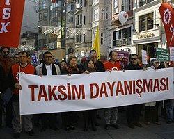 Taksim Dayanışma'dan Başbakan'a Cevap
