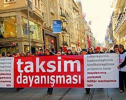 Taksim Dayanışma'dan Açıklama
