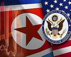 Kuzey Kore'den ABD'ye Üst Düzey Görüşme Teklifi