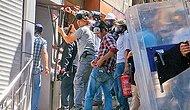 Sdp'nin Kan Donduran Provokasyonu Önlendi