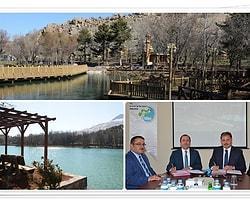 Turgut Özal Tabiat Parkı Belediyeye Devredildi