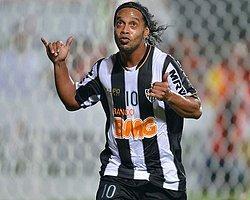 Ronaldinho Şoku!