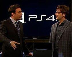 Bu Hafta Jimmy Fallon'a Playstation 4 Ve Watch_Dogs Konuktu