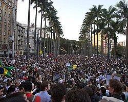 Brezilyalılar Yeni Gösteri Hazırlığında