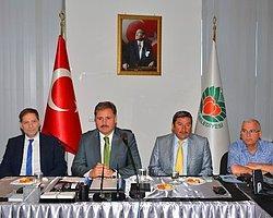 Malatya'da Trambüs  Sözleşmesi İmzalandı