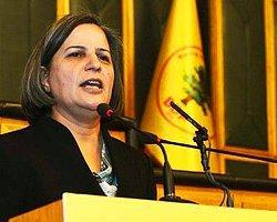 BDP'li Kışanak: Lice'de Yaşananlar Süreci Tıkayabilir