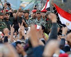 Mısır Ordusu'ndan 1 Temmuz Muhtırası