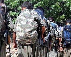 Silopi'de 6 PKK'lı Teslim Oldu