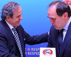 """""""UEFA, Tff'ye Müdahale Eder!"""""""