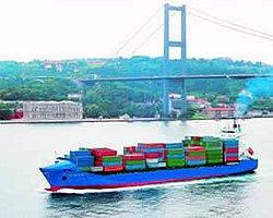 İhracatı Yabancı Bayraklı Gemiler Taşıyor