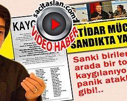 Okan Bayülgen Gezi'de İktidar Arayanlara Çıkıştı