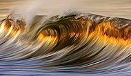 Gün Batımında Dalgalar: 10 Muhteşem Fotoğraf