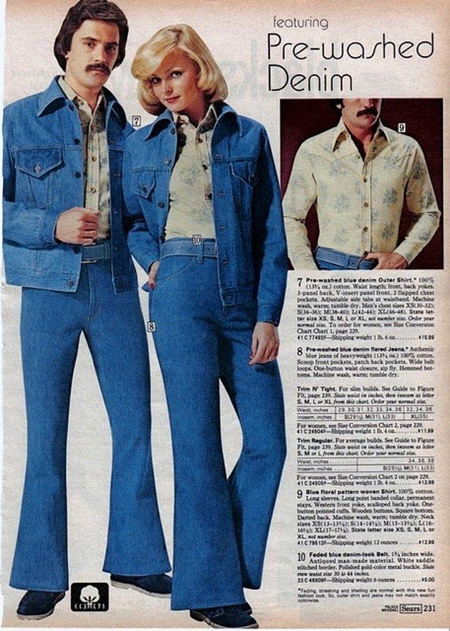 2. Kıyafet alışverişi yaparken 2 çift alıyorlar.