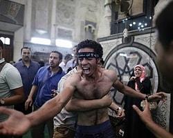 Mısır'da Tutuklulara Biber Gazıyla Katliam