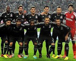 Beşiktaş'ta Kaptanlık Krizi Son Buldu