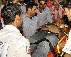 Şanlıurfa'da İki Otomobil Çarpıştı: 1 Ölü,7 Yaralı