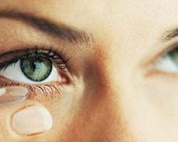 Kontakt Lens Kornea Enfeksiyonuna Sebep Olabilir