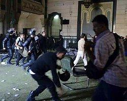 Göstericilerin Sığındığı Caminin İmamı Tutuklandı