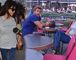 Tuğba Ekinci Oturduğu Mekana Kızdı Gazetecilere Patladı!
