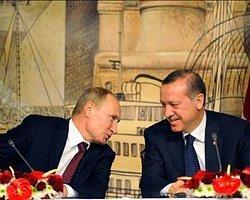 'Türkiye Avrupa Birliği'nden Değil Vladimir Putin'den İlham Alıyor'