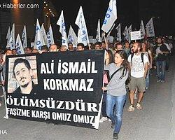 Eskişehir'deki Ali İsmail Eyleminde 12 Gözaltı
