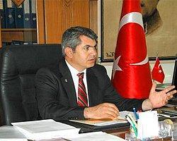 Ak Parti İl Başkanı Ahmet Özmen İstifa Etti