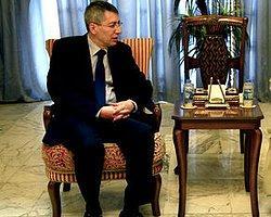 Irak Büyükelçisi Merkeze Çekildi