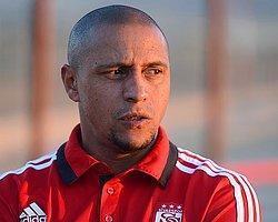 Roberto Carlos Taraftarın Huzuruna Çıkacak