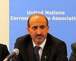 """SUK Başkanı Jarba: """"Uluslararası Camianın Susması Bizi Öldürüyor"""""""
