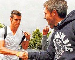 Bale İmza İçin Madrid'de