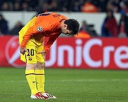 Messi Çürüyor!