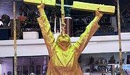 'Berfo Ana' Anıtı Yükseliyor