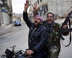 Suriye'den Bomba Suçlama!
