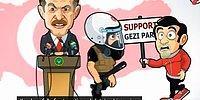 Mısır'dan Çok Tartışılacak Erdoğan Animasyonu