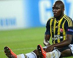 Fenerbahçe'ye Bir Kötü Haber de Sow'dan!