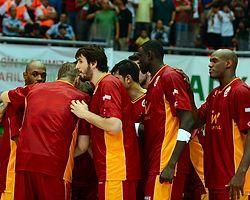 Galatasaray LH Siena'yı Deviremedi