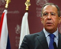 Lavrov: 'Hepsi Önceden Planlanmış Bir Senaryo'