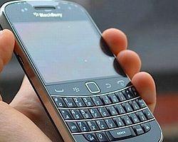 Blackberry Kullanıcılarına Kötü Haber