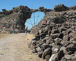 Osmanlı'nın Fethettiği İlk Kale Gün Yüzüne Çıkıyor