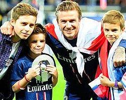 Beckham Arsenal'de