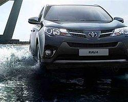 Toyota 880 Bin Aracı Geri Çağırdı