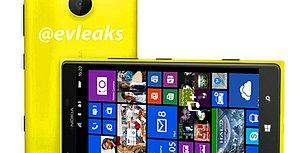 Nokia'nın İlk Telefon Tableti Lumia 1520 İnternet'e Sızdı
