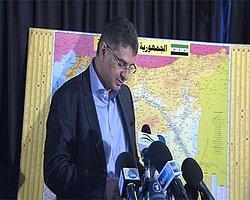 Skandal Suriye Haritası