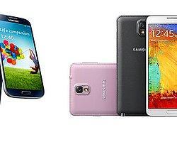 Galaxy S5 ve Galaxy Note 4 Daha Güçlü Olacak